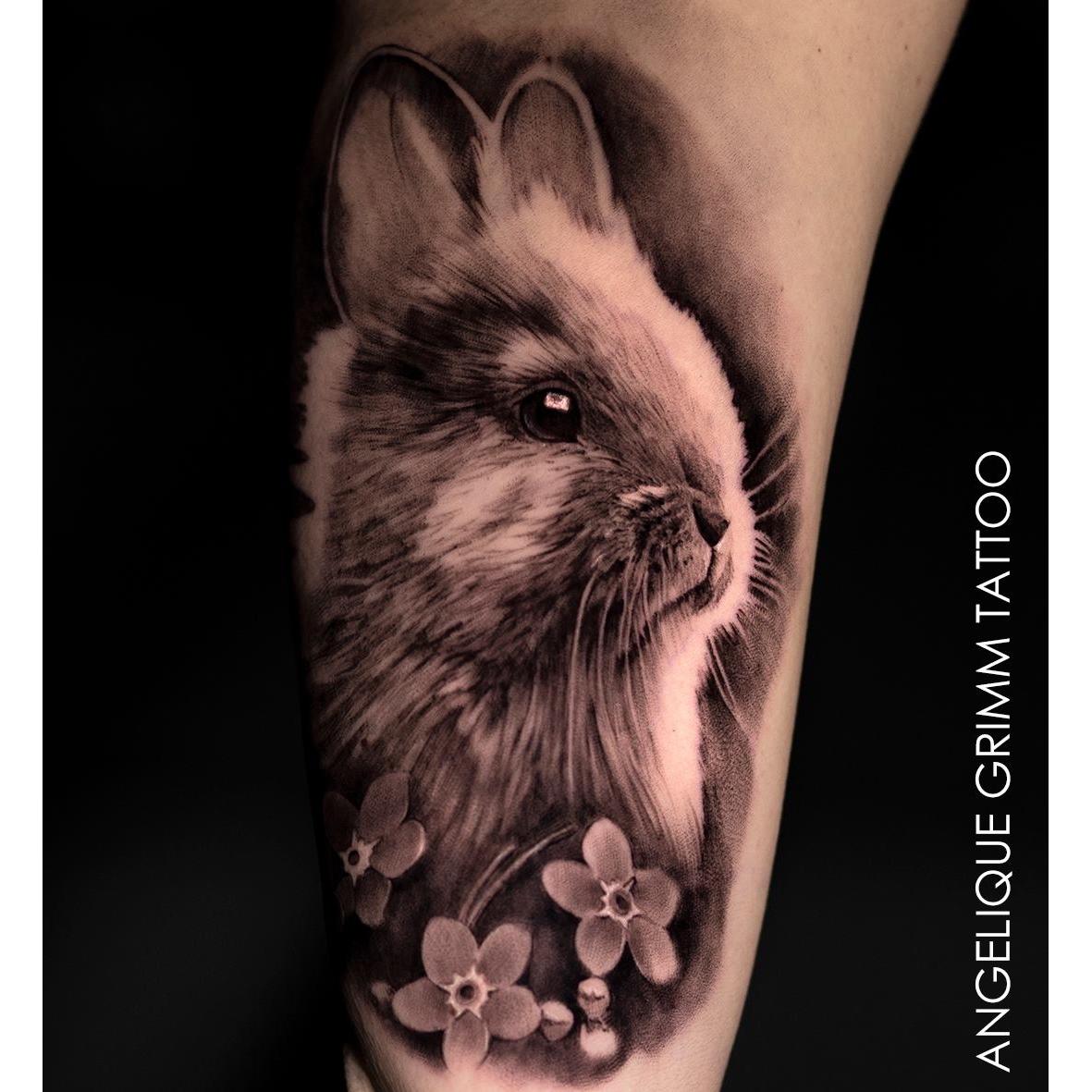 Angelique Grimm - Grimm's Tattoo