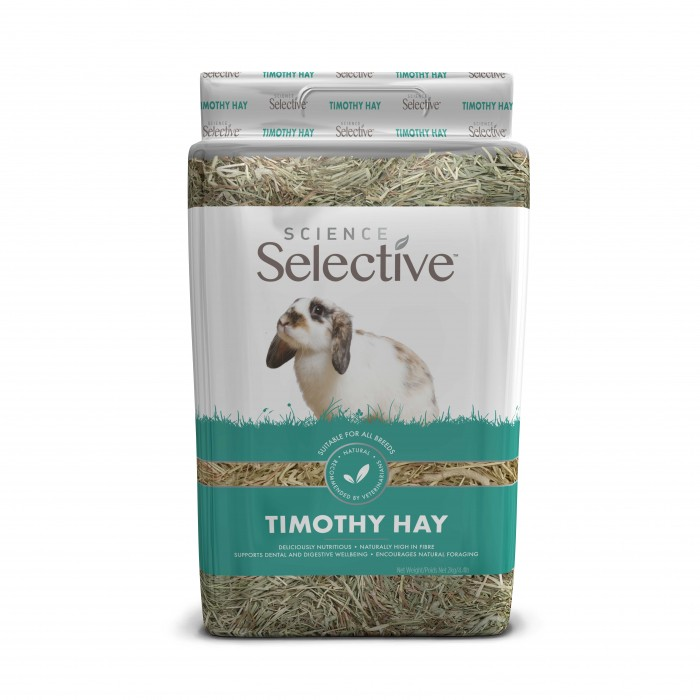 Selective Foin Timothy